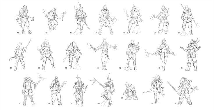 Image result for anime character design template | charDesign