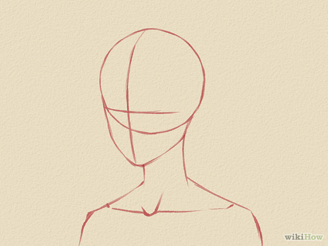 Face Drawing Template at GetDrawings.| Free for personal use