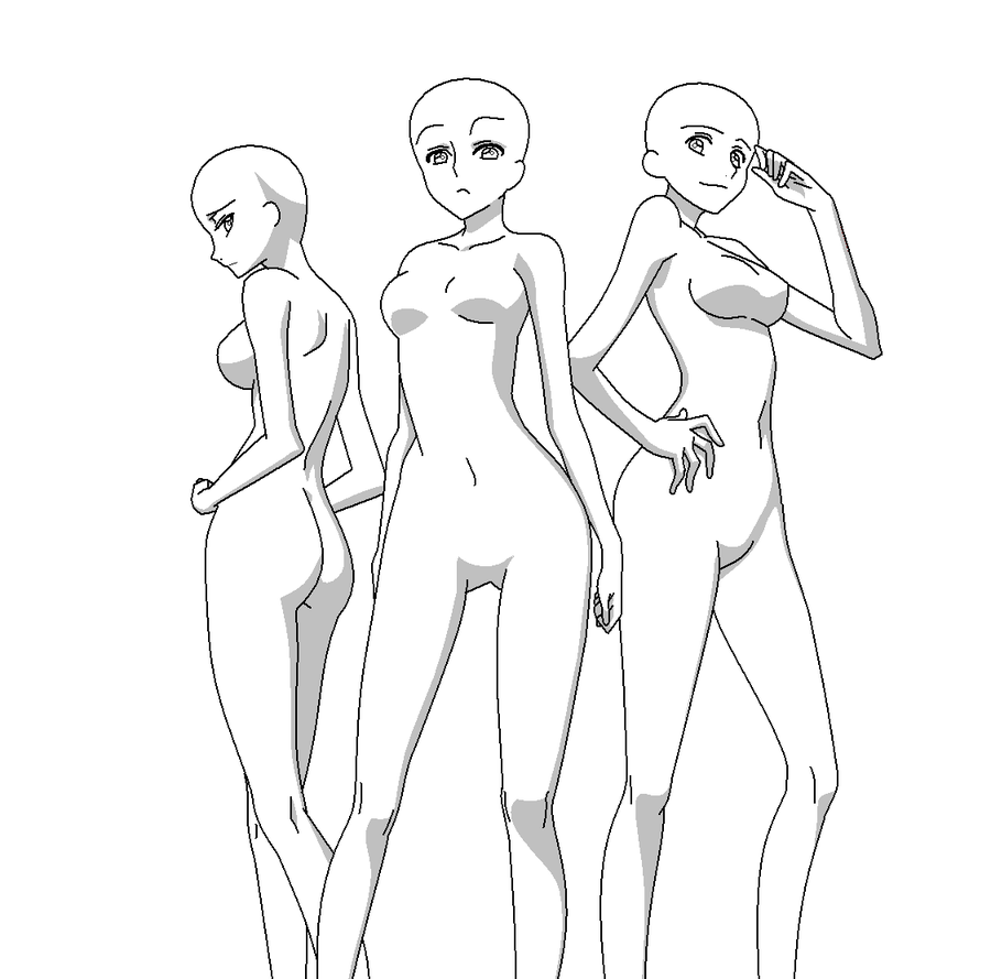 Anime Templates For Drawing at GetDrawings.  Free for personal