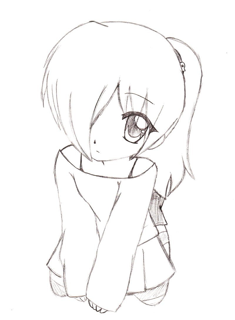 Anime Template For Drawing at GetDrawings.| Free for personal