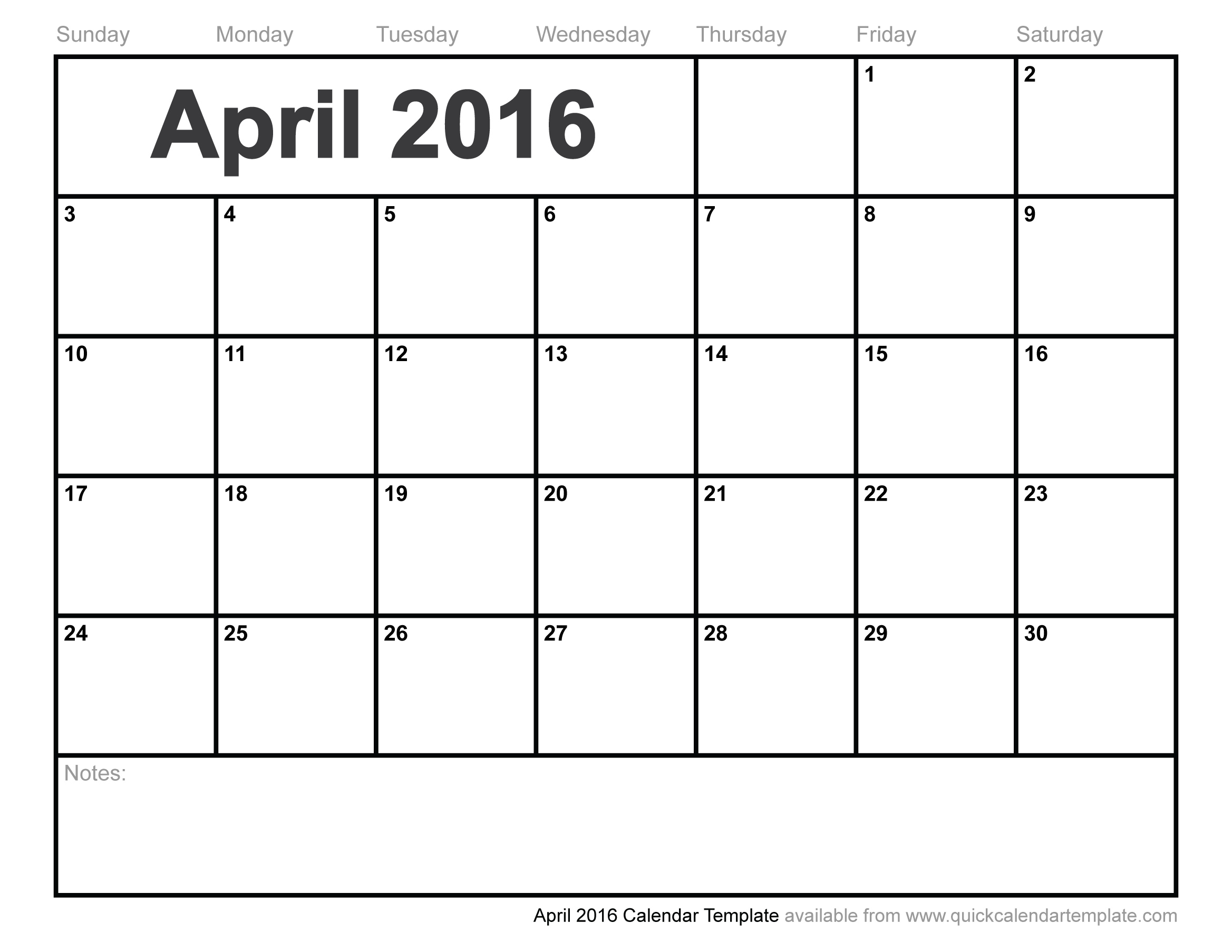 December 2017 Calendar Printable Monthly Magnificent April 2016
