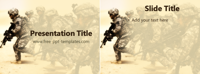 army powerpoint backgrounds army powerpoint template military