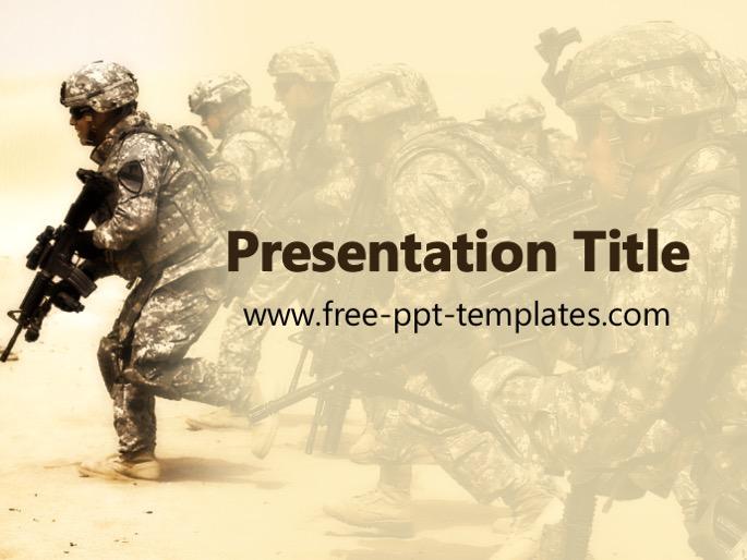 army powerpoint templates army powerpoint template military
