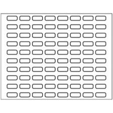 Avery® Index Maker Easy Apply™ Dividers 8 Tab 11437 Template