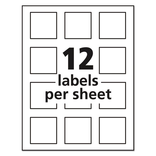 Avery 22806 Labels