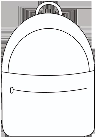 backpack template | Personalised Image Printers