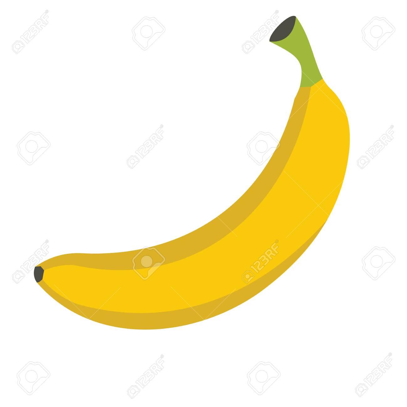 Printable Banana Template