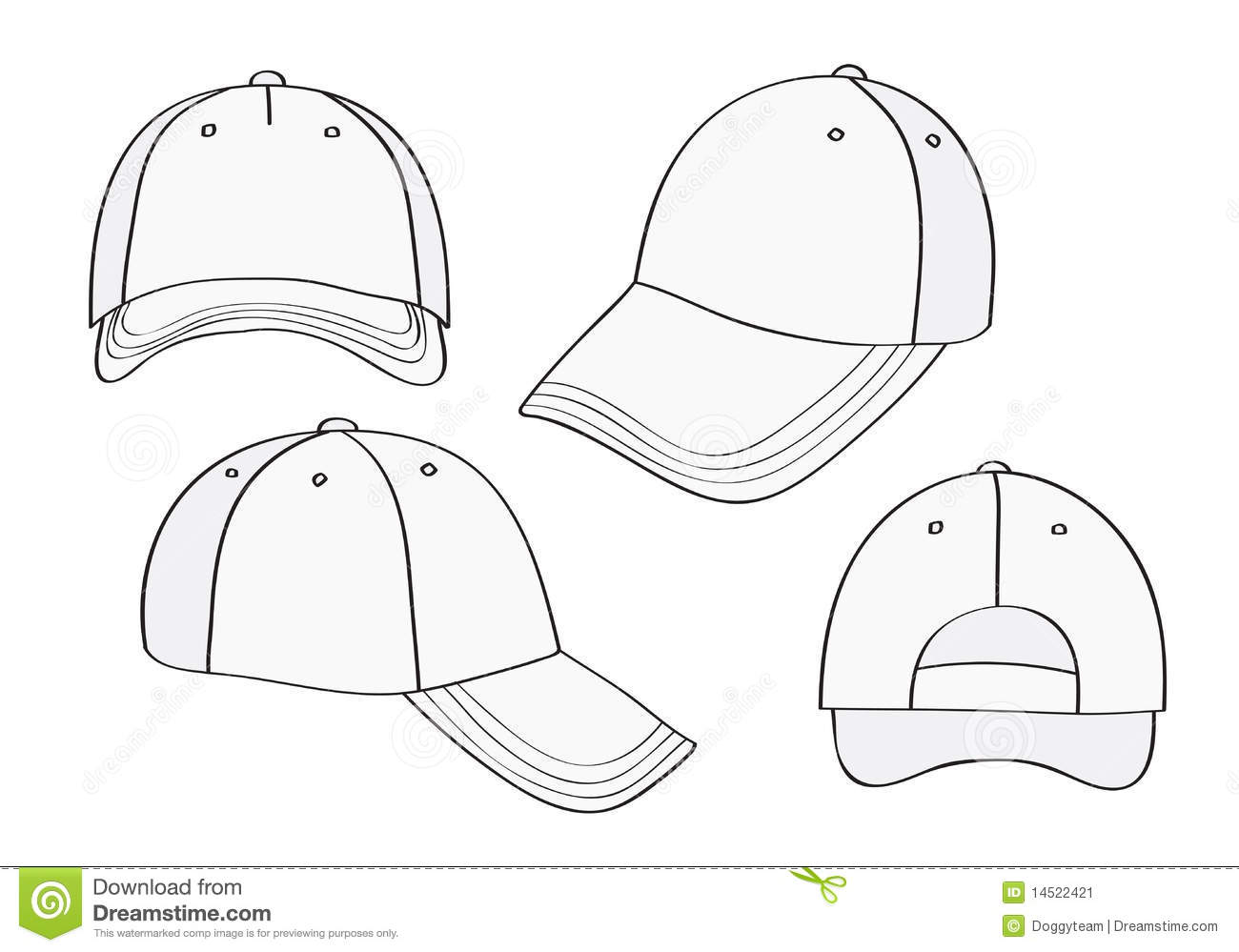 27 Images of Ball Cap Design Template | leseriail.com