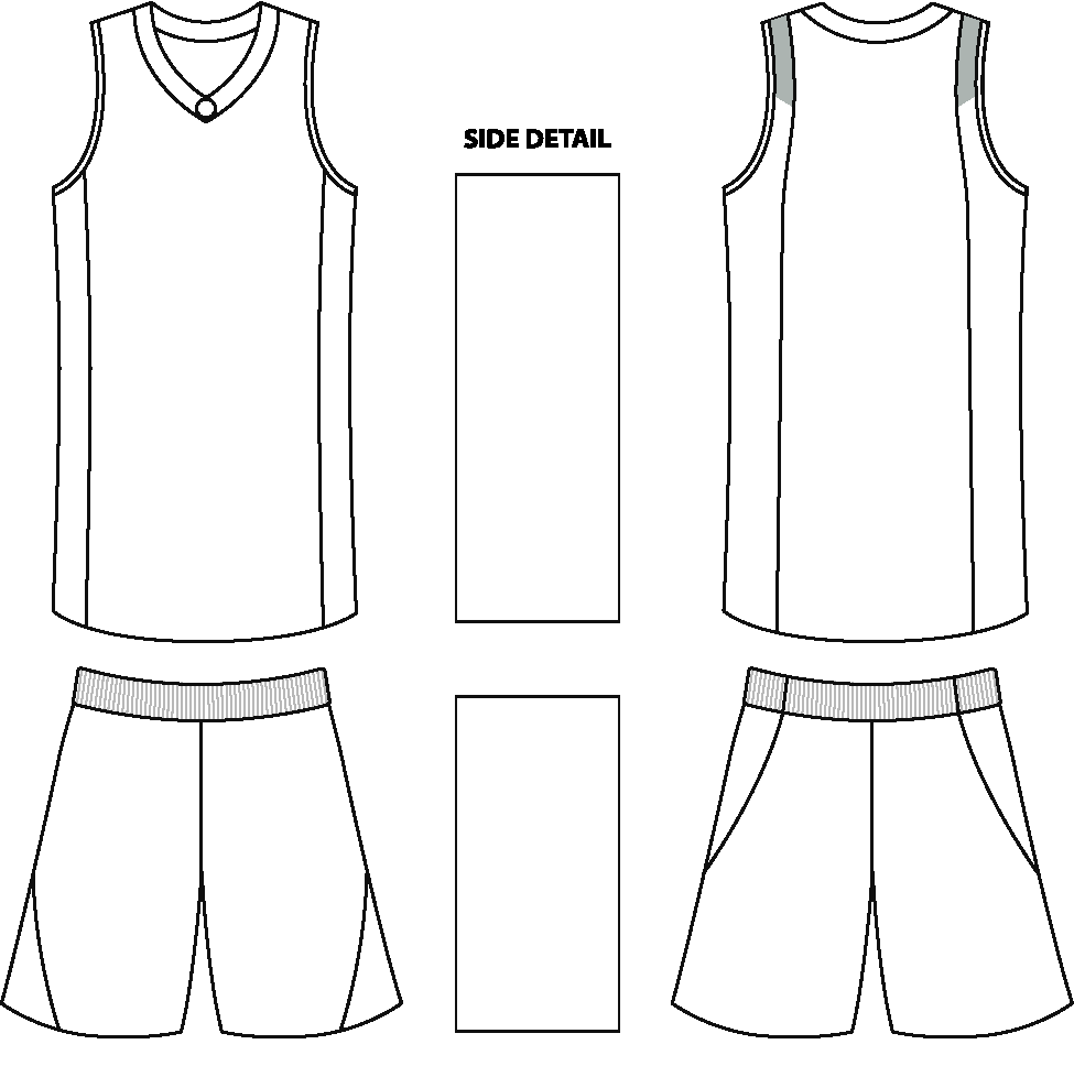 Nike Basketball Template *SVG Download* Concepts Chris