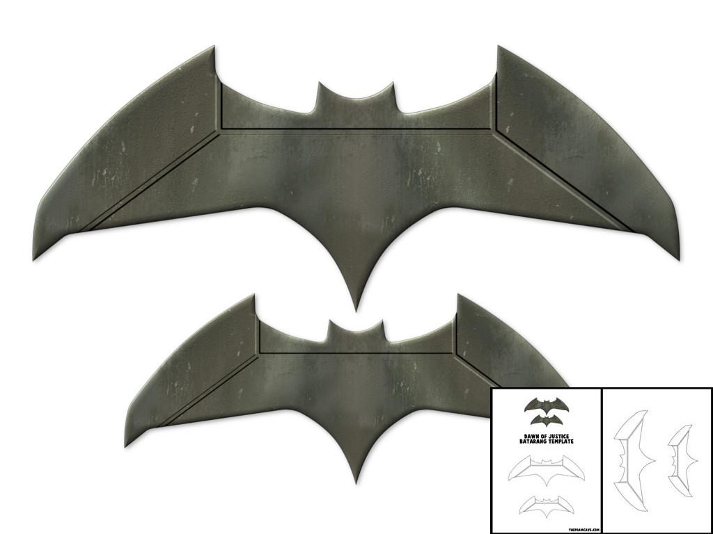 How To Make BATMAN Batarangs – Krouse Kids