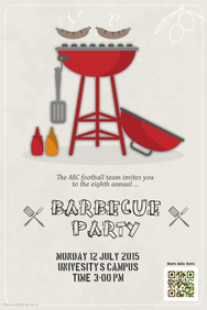 Barbecue Poster Templates | PosterMyWall