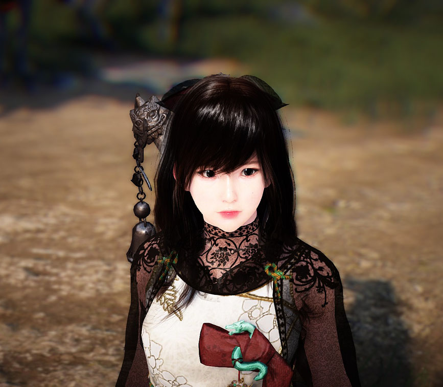 Tamer BDO Black Desert Online Character Templates | BDOTemplates.com
