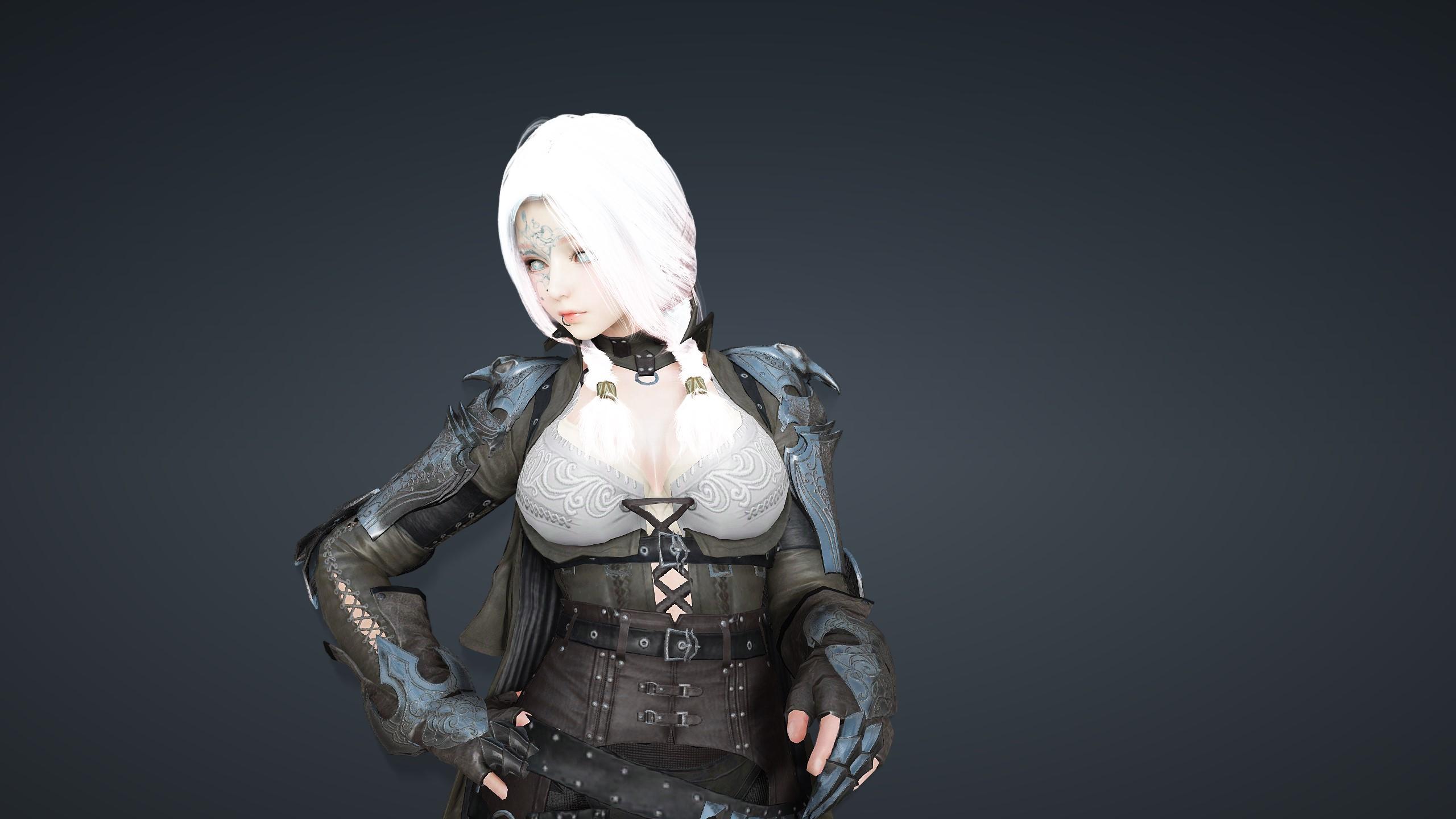 Young Elfen Witch BDO Black Desert Online Character Template