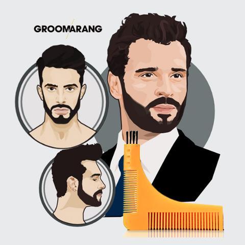 Moustache Lip Beard Template Clip art beard and moustache png