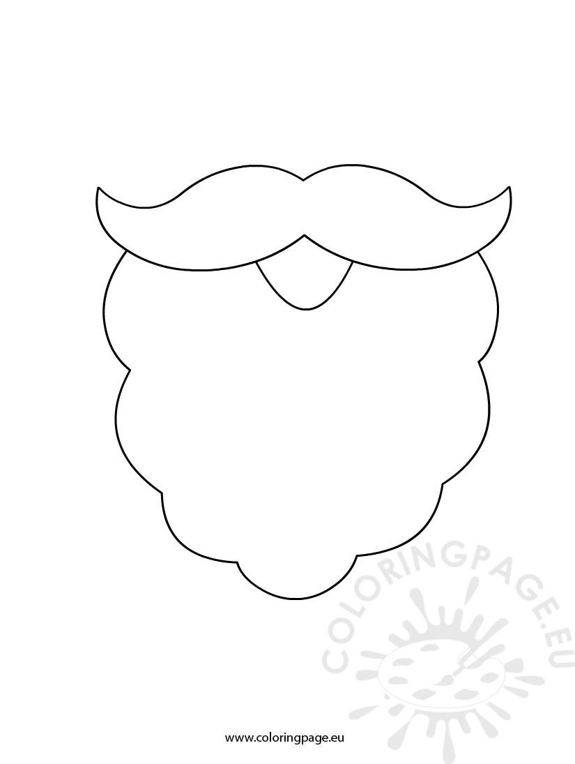 Beard Shaping Tool Template. Beard shaper tool PLUS comb for line