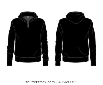 Hoodie Template Images, Stock Photos & Vectors (10% Off