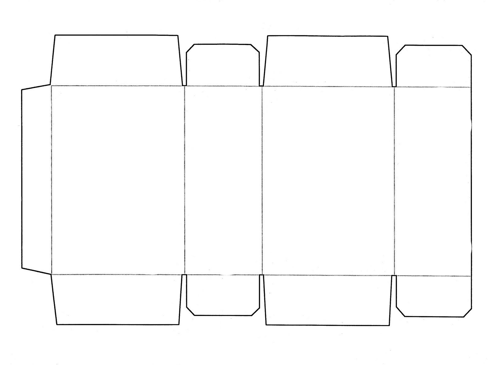 printable cereal box template April.onthemarch.co