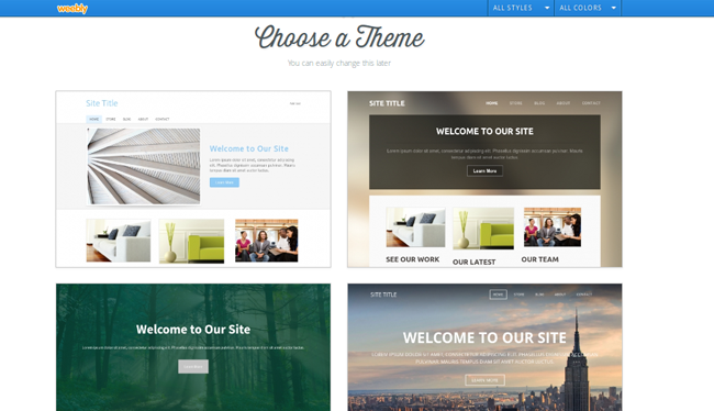 Wix or Weebly which one is the better Website Builder