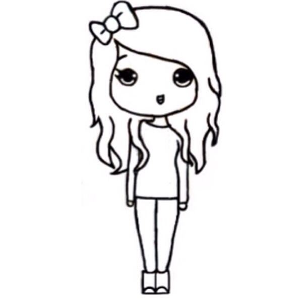 64 images about Chibi Templates on We Heart It | See more about