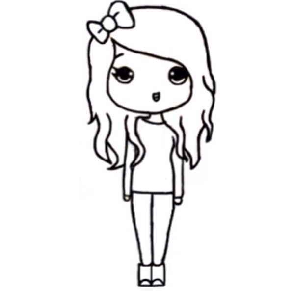 29 best Chibi images on Pinterest | Illustration girl, Pencil