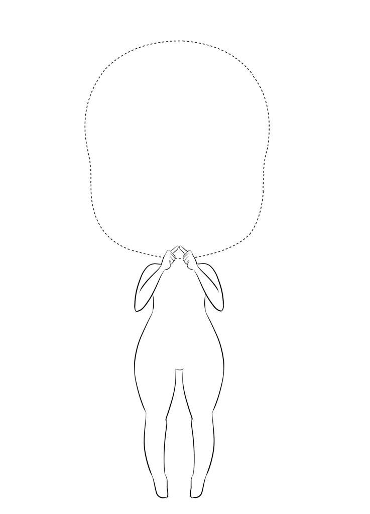 chibi body template April.onthemarch.co