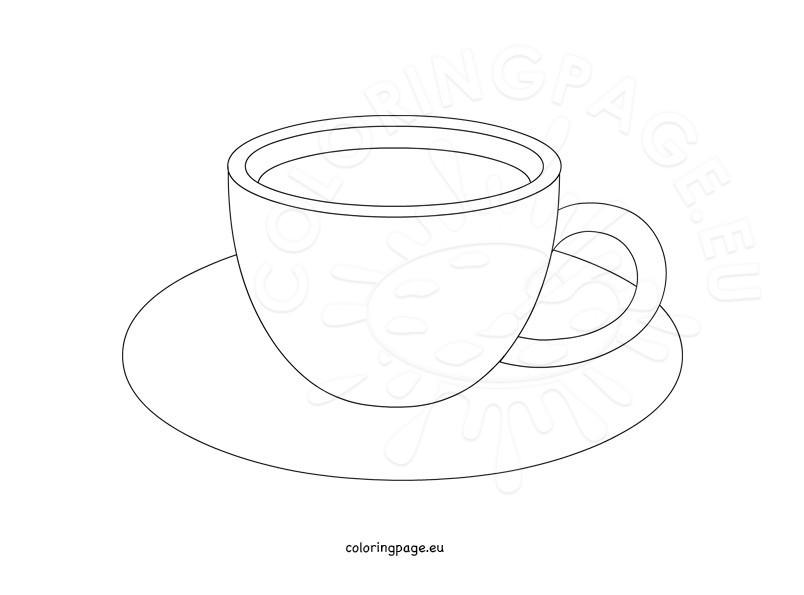 new McCafé single brew coffee with printable cup sleeve template