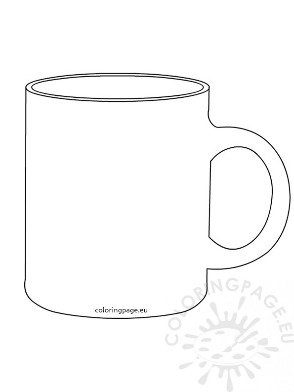 Free Printable Coffee Cup Stencils | Reading | Pinterest | Coffee