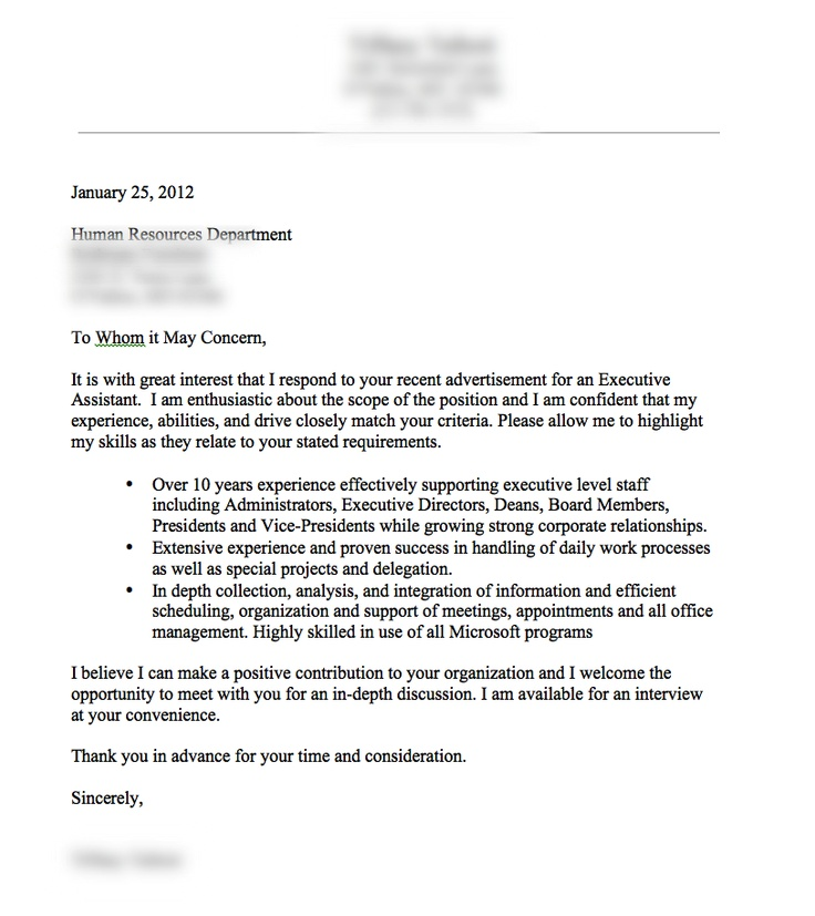 Bunch Ideas Of Cover Letter Reddit for Your Cover Letter Template