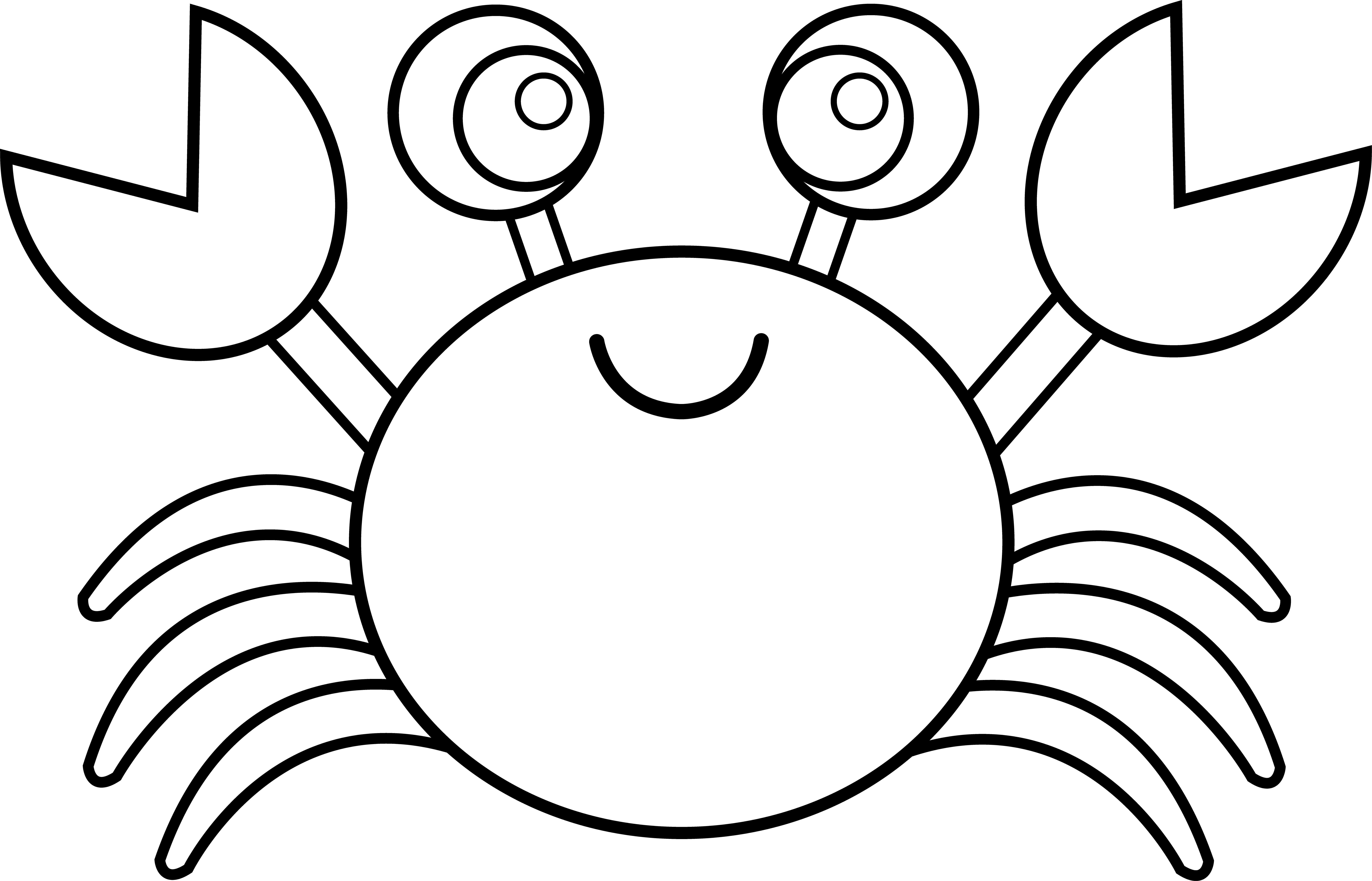 Crab template | Templates | Pinterest | Template, Teacher stuff