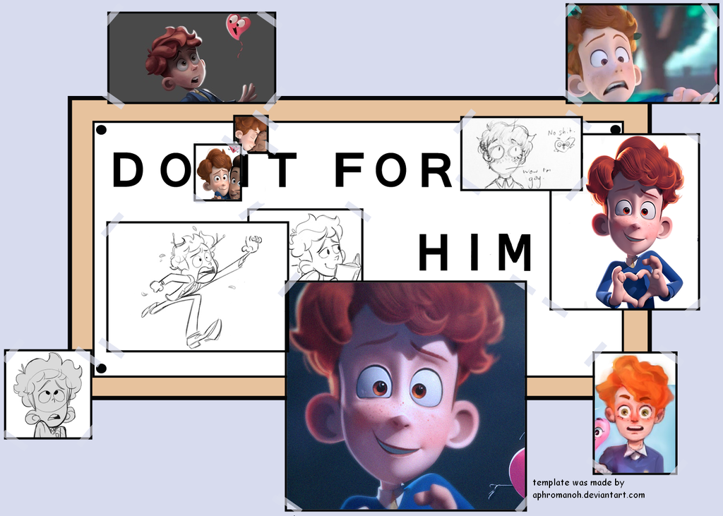 Do It For Him (sherwin) by kami892 on DeviantArt