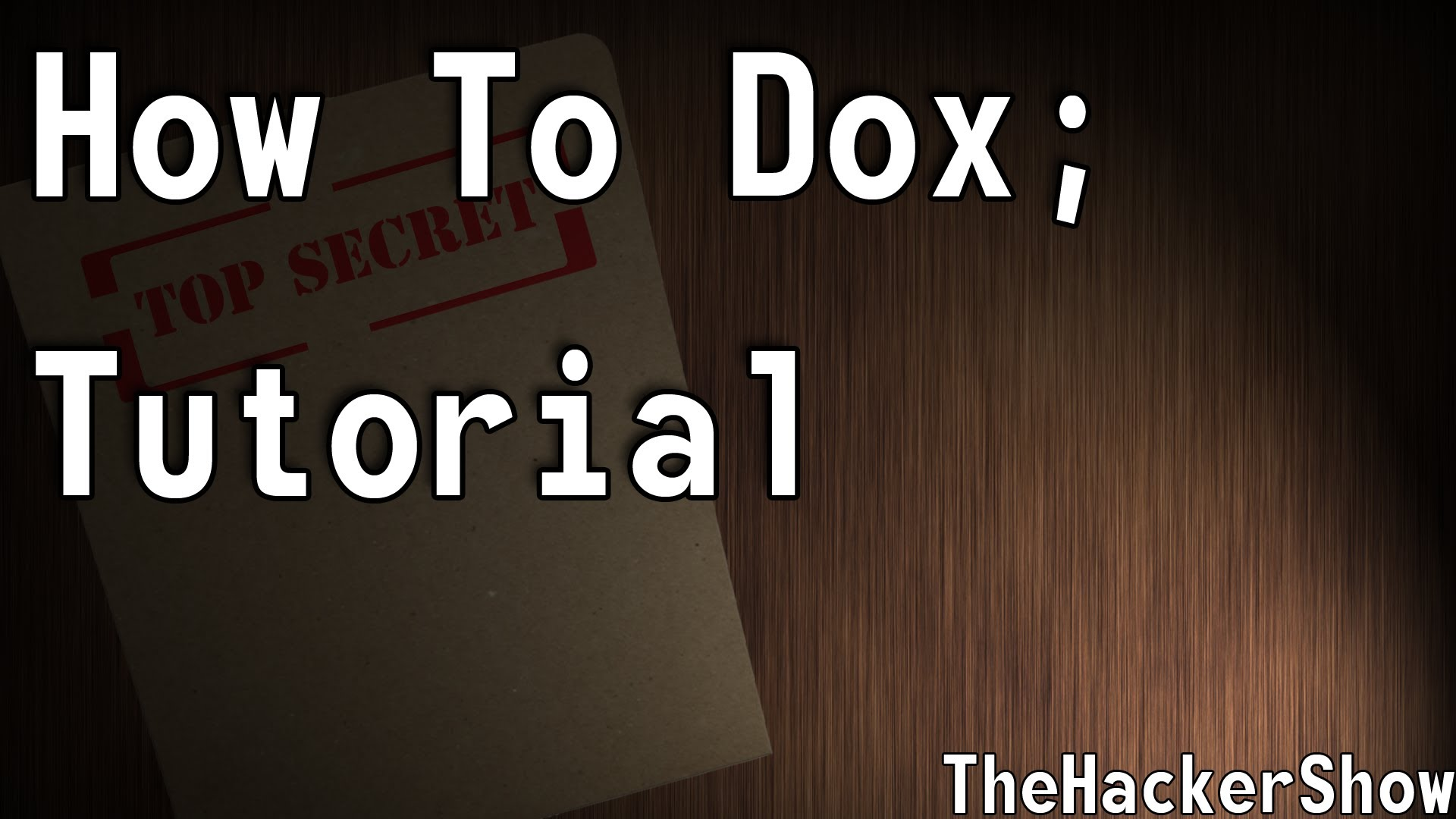 How To Find Someones Online Identity DOX Tutorial YouTube