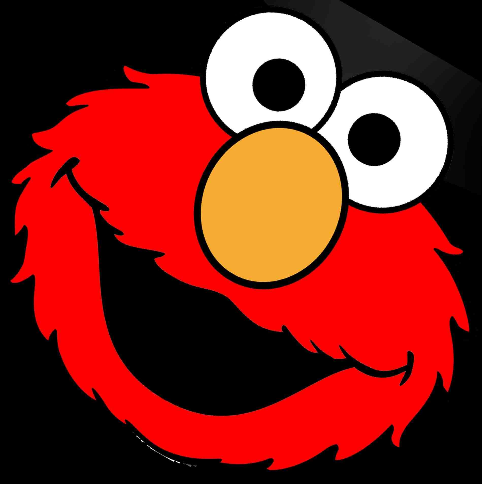 Elmo Face Template Gallery template design free download