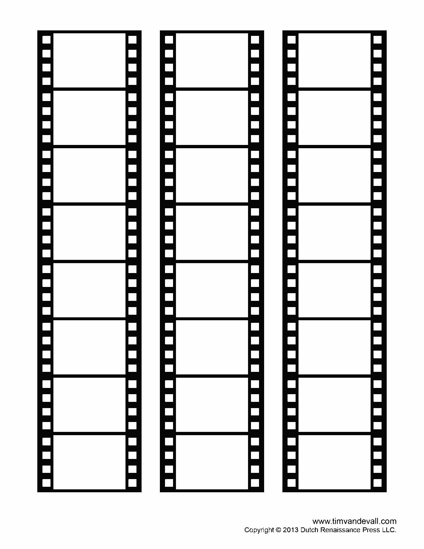 blank film strip template   Коллажи.   Pinterest   Free films