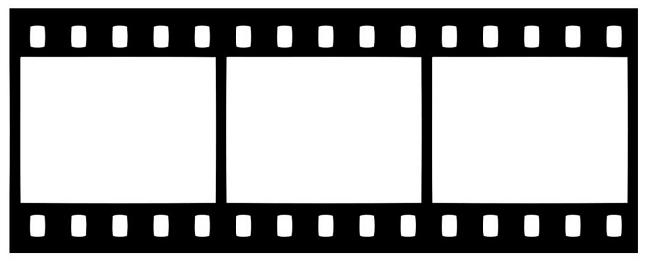 Filmstrip Clip art Filmstrip Template png download 3222*952