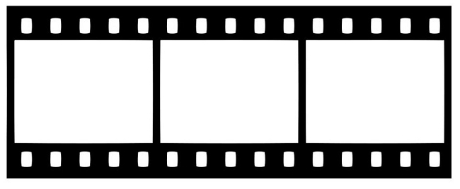 filmstrip template April.onthemarch.co
