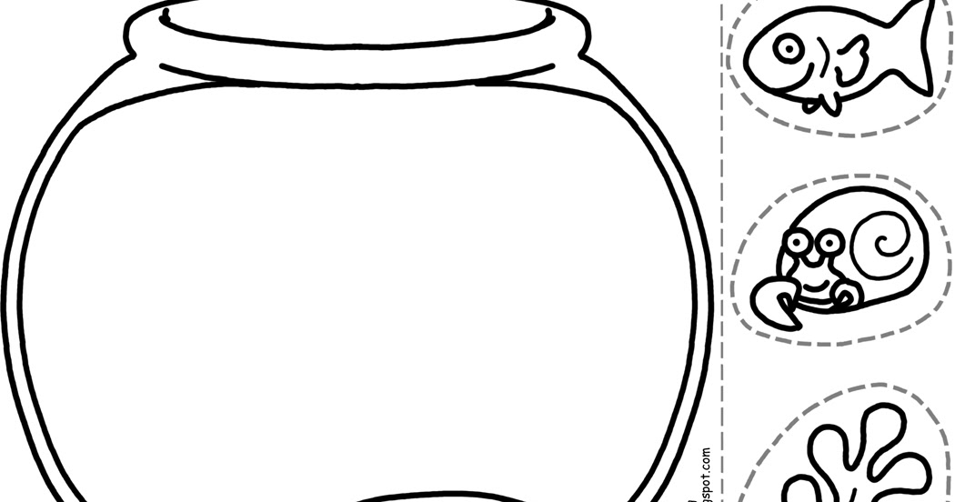 fish bowl template April.onthemarch.co