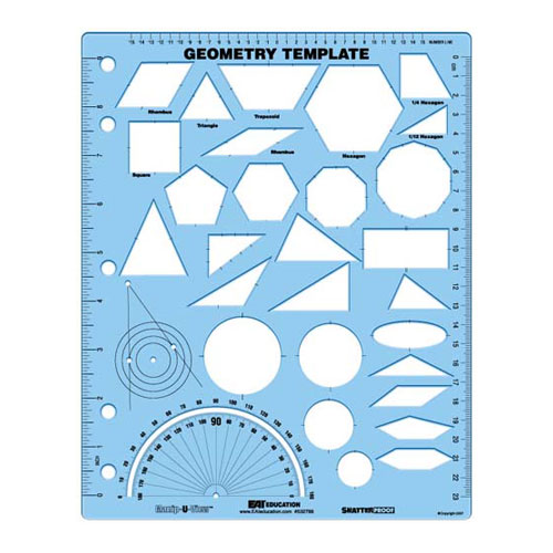 Geometry Template (Manip U View) Common Core State Standards