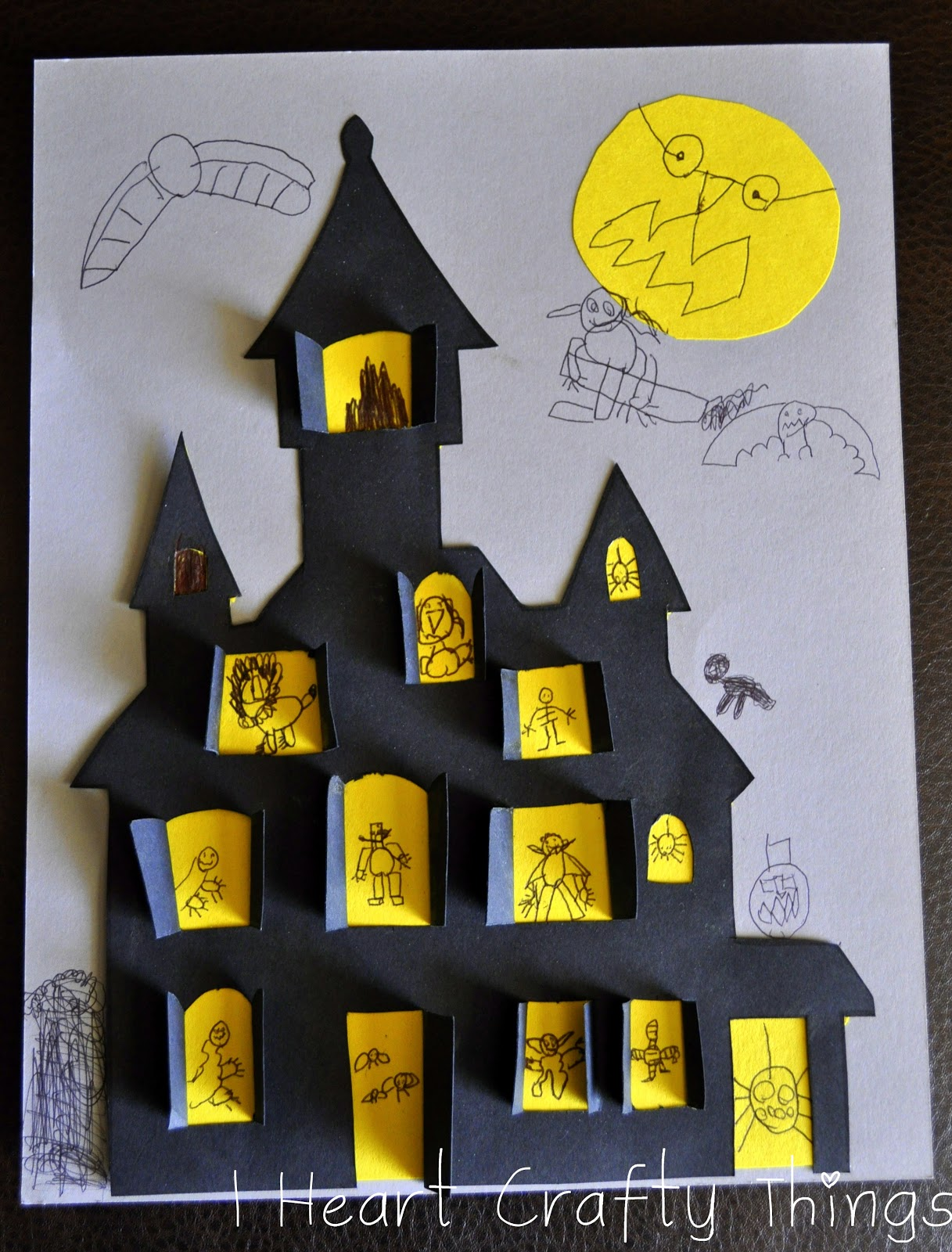 11 Images of Paper House Template For Door | geldfritz.net
