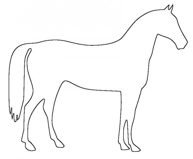Horse Template Animal Templates | Free & Premium Templates