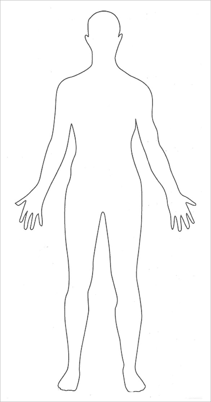 23+ Human Body Templates DOC, PDF, PPT   Free & Premium Templates