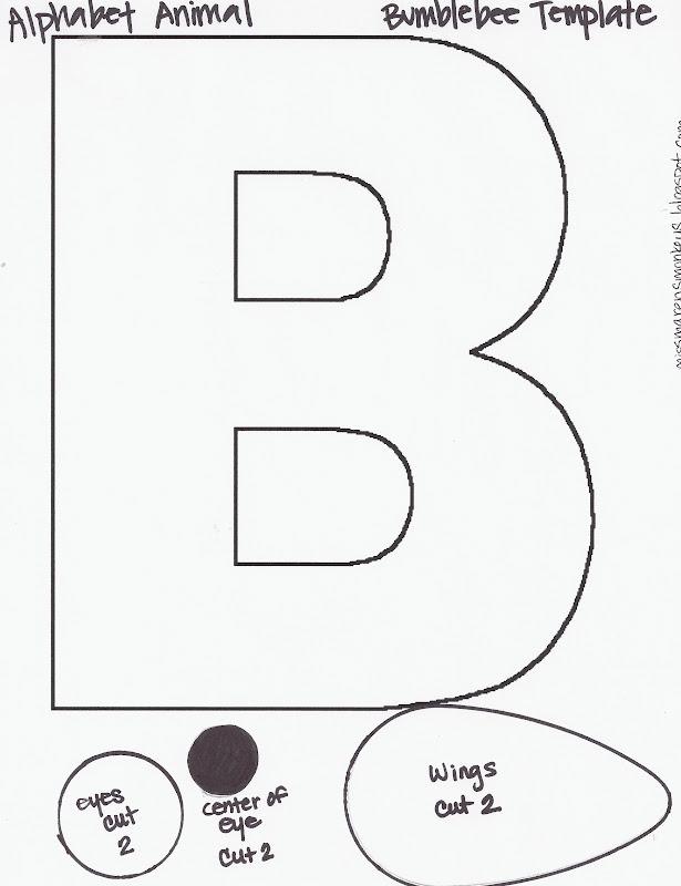27 Images of Letter B Template | leseriail.com