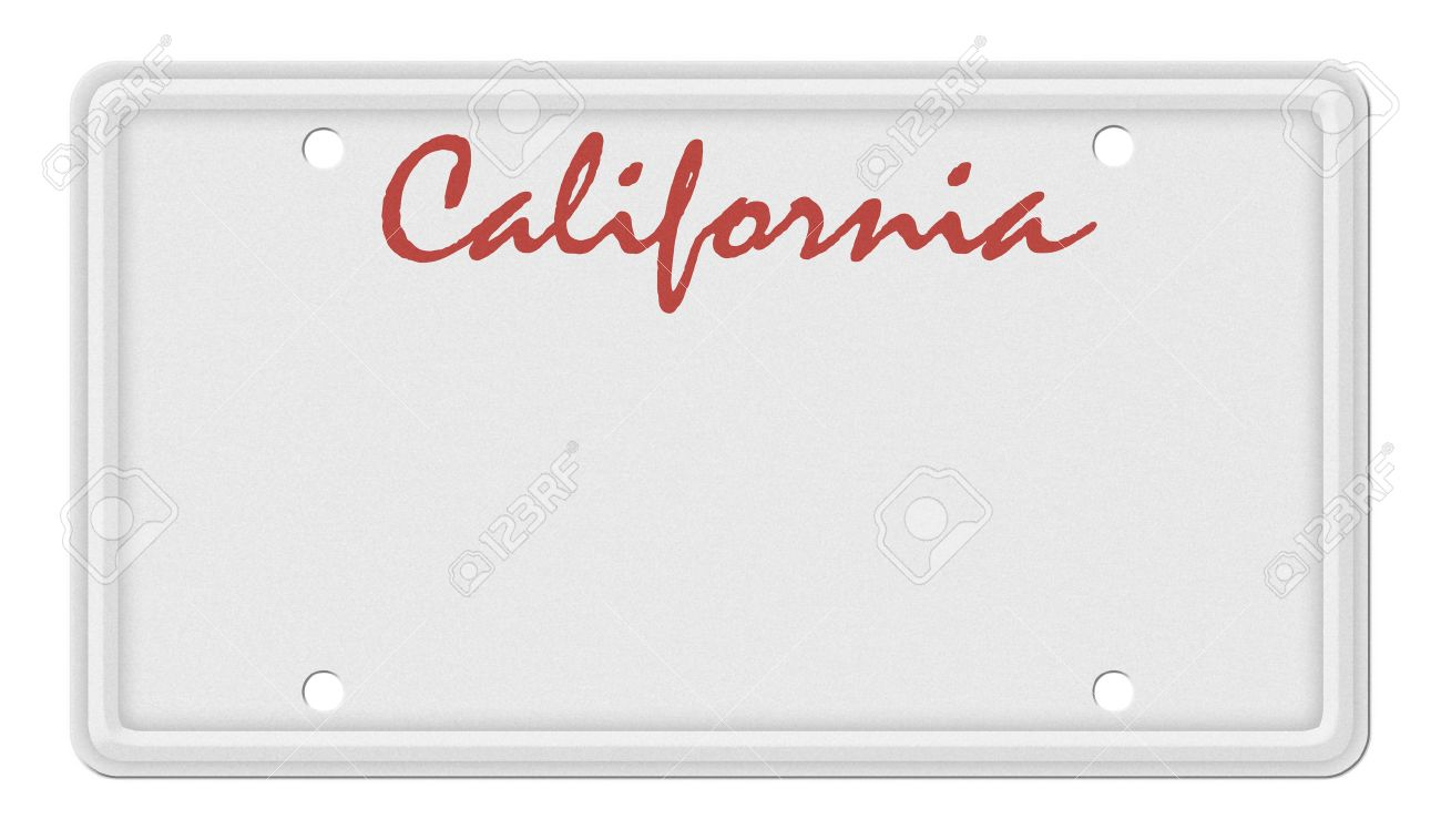 Ebfbfacdfecea The Awesome Web Printable License Plate Template
