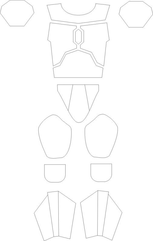 Armor Templates | For my Son | Pinterest | Template, Cosplay and