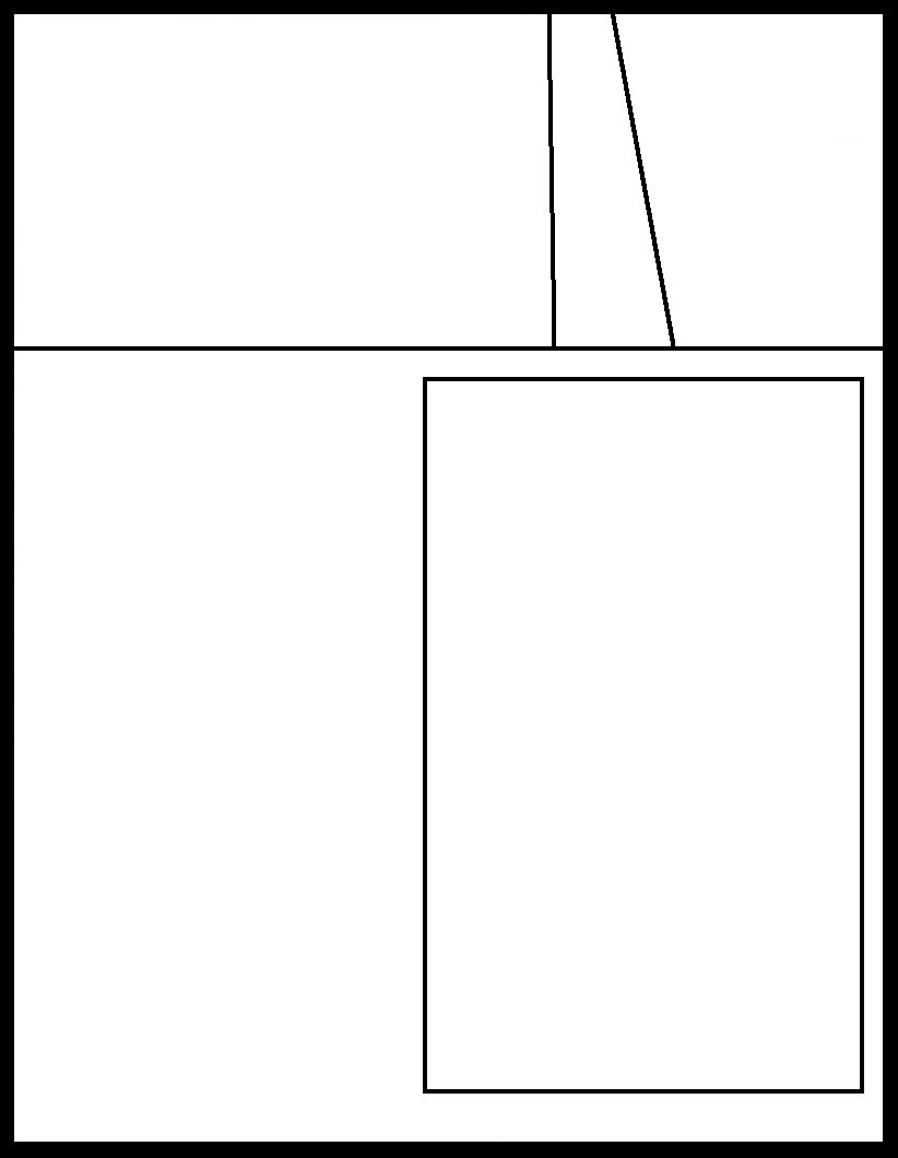 Manga Template 8 by Comic Templates on DeviantArt