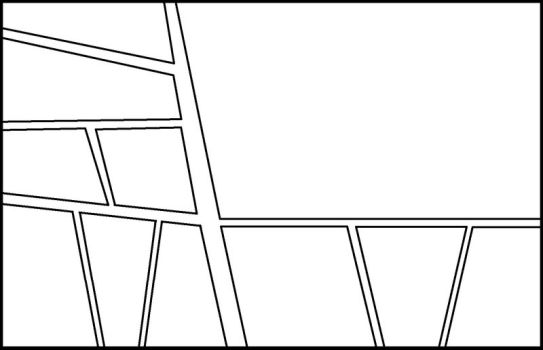 Manga Template 61 by Comic Templates on DeviantArt