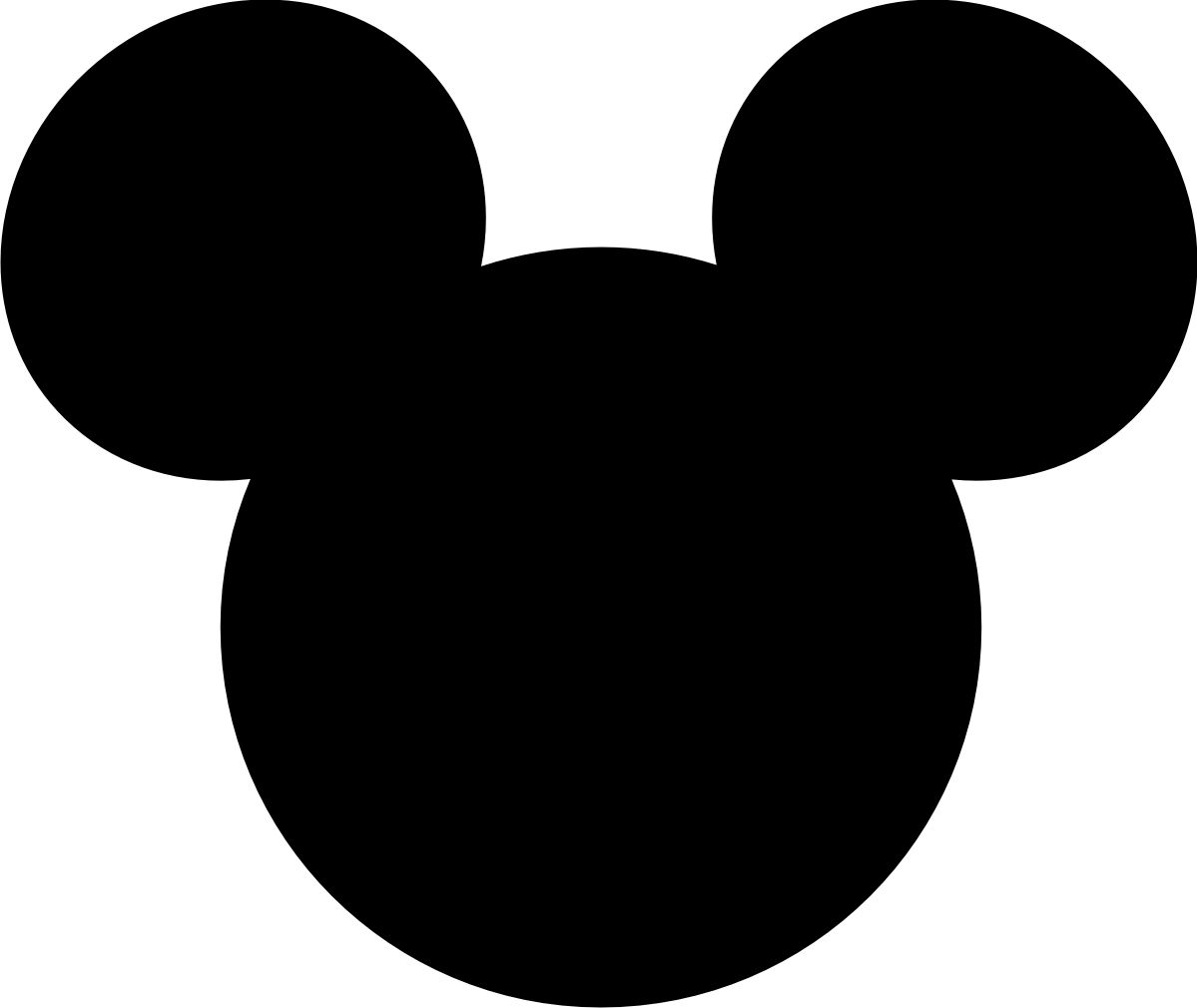 mickey mouse template April.onthemarch.co