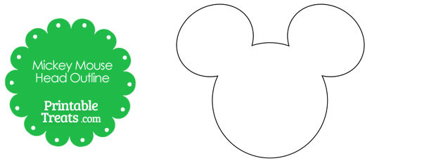 Mickey Mouse Template | Disney Family