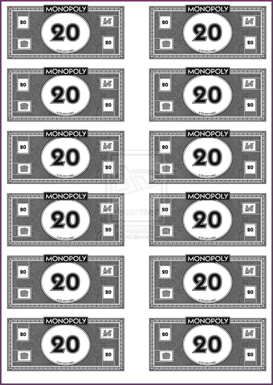 printable monopoly money April.onthemarch.co