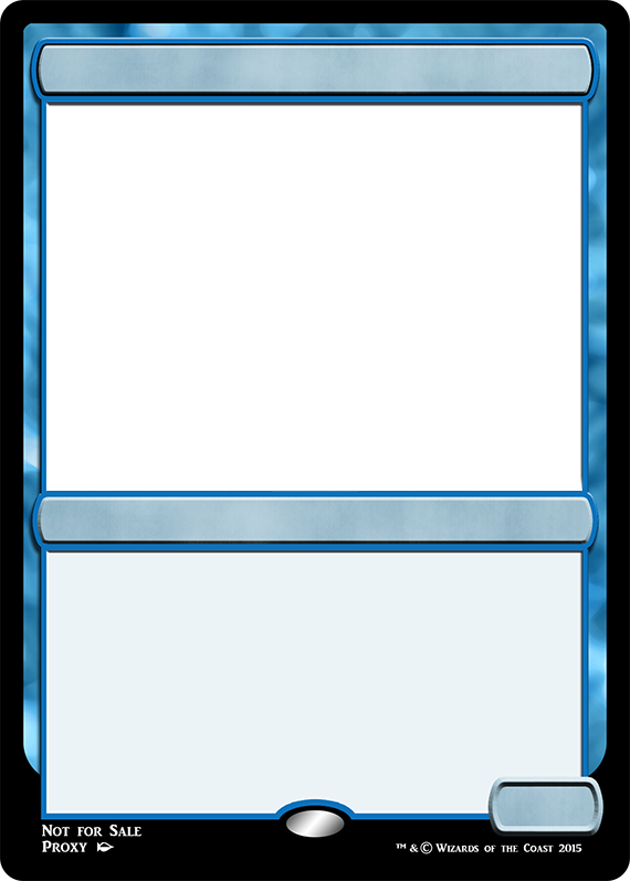 mtg card frame template April.onthemarch.co