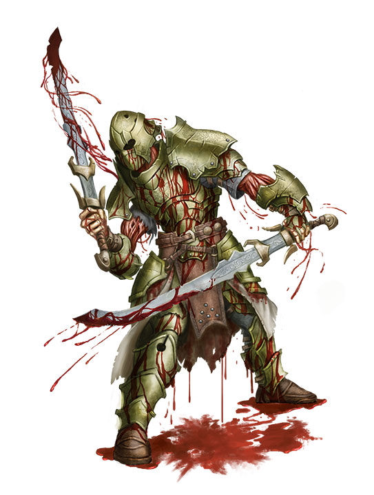 5 favourite monster templates from the famous Advanced Bestiary